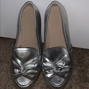 Zara Leather Dress Shoes